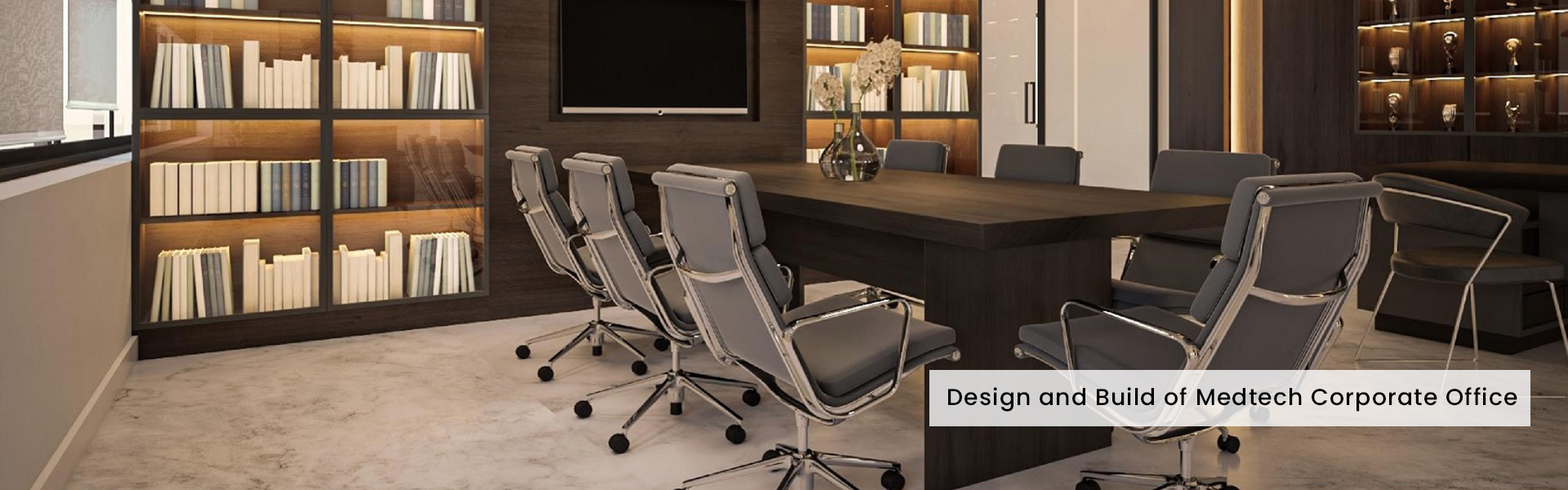 Design-and-Build-of-Medtech-Corporate-Office